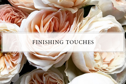 Finishing Touches - An All Digital Preferred Vendor