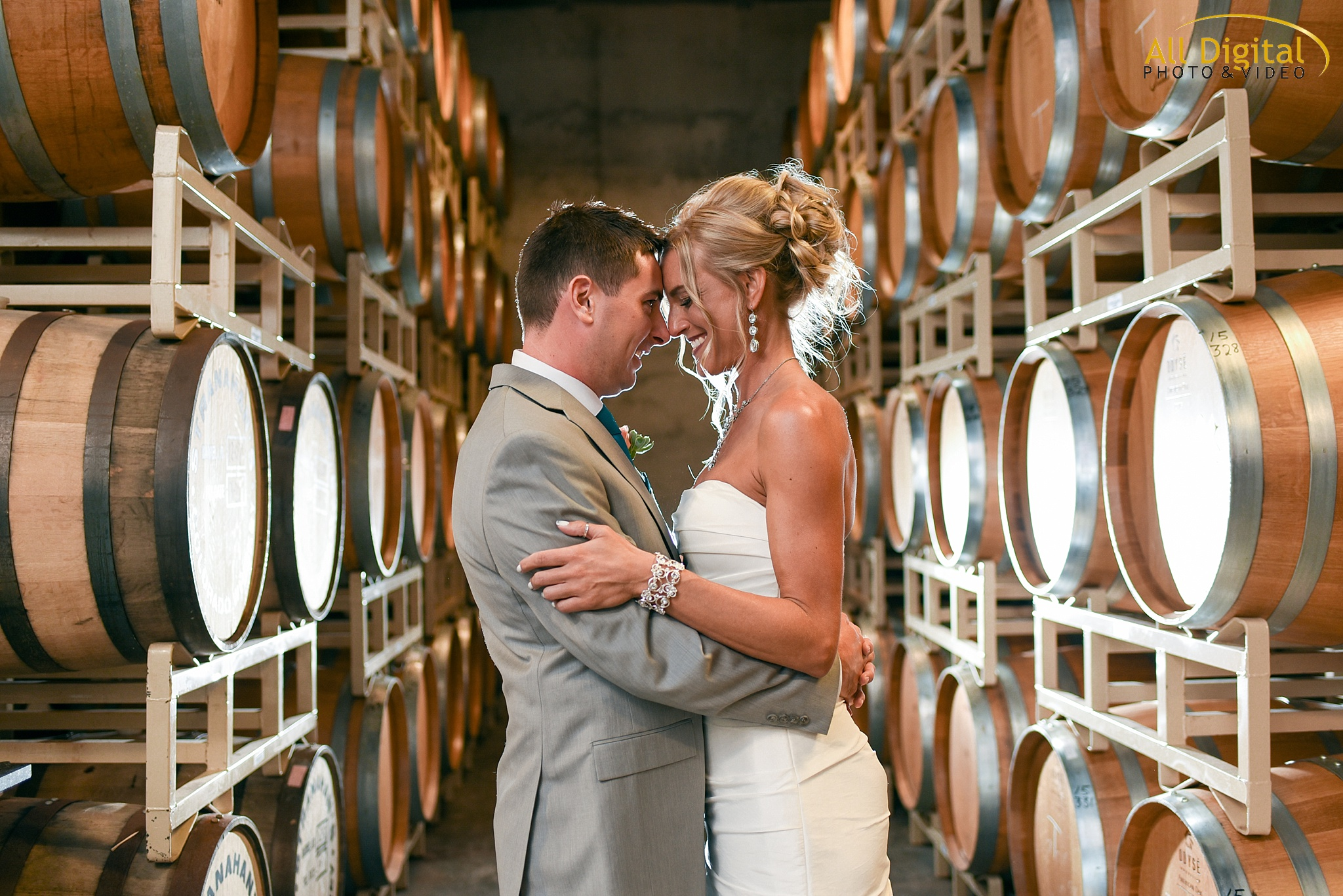 Katt & Ryan | Balisteri Vineyards Denver Wedding | Colorado Wedding Photographer