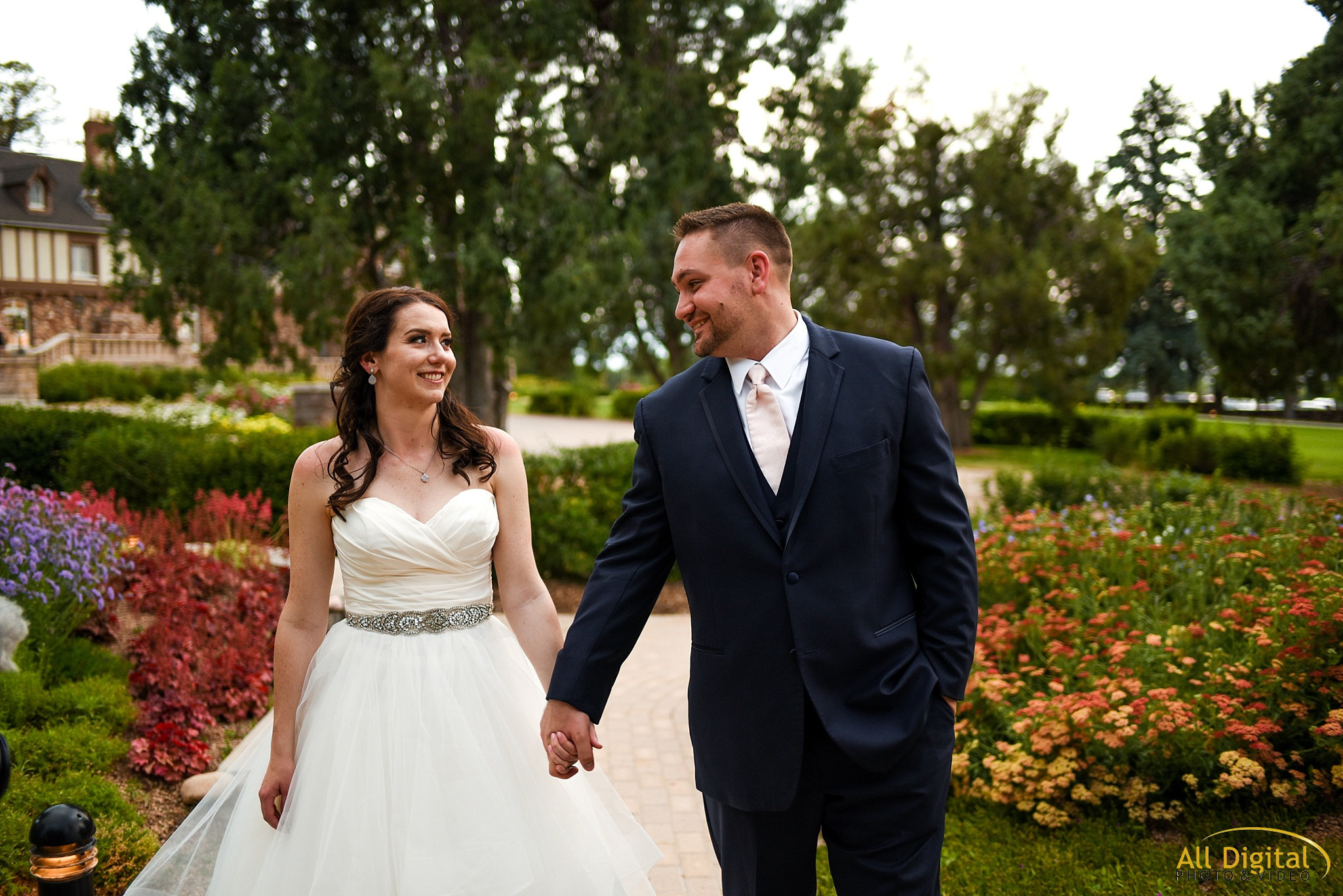 Patty & Dan | Highlands Ranch Mansion Wedding | Colorado Wedding Photographer