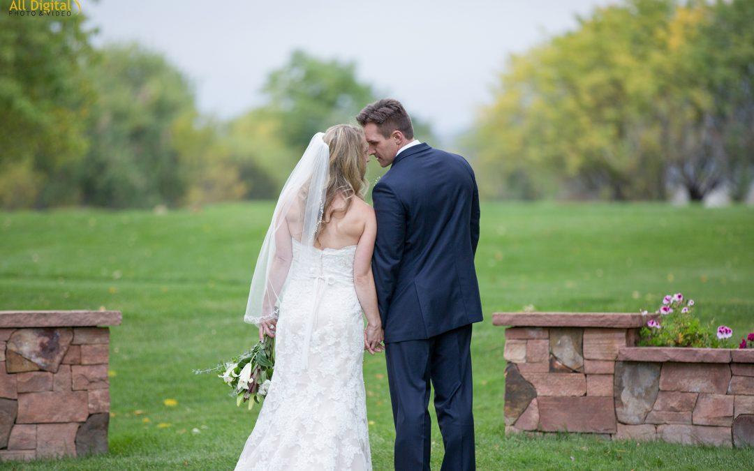 Tina & Nathan   The Barn at Raccoon Creek Wedding   Colorado Wedding Photographer