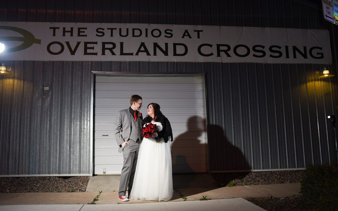 Alecia & Nick   The Studios at Overland Crossing   Colorado Wedding Photography