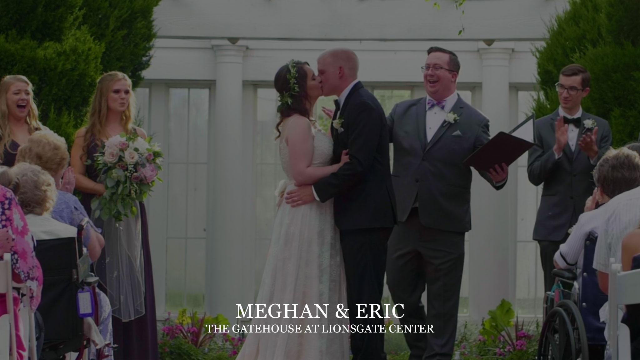 Meghan & Eric at Lionsgate Event Center