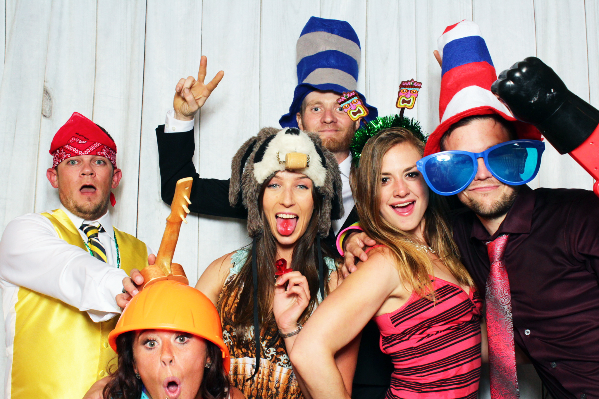 Photo Booths for Weddings by All Digital Photo & Video